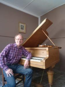 Piano Hans Musée