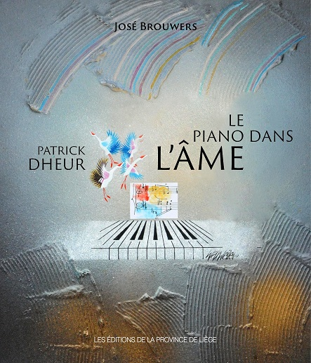 le piano dans l'ame - patrick dheur - cover - small