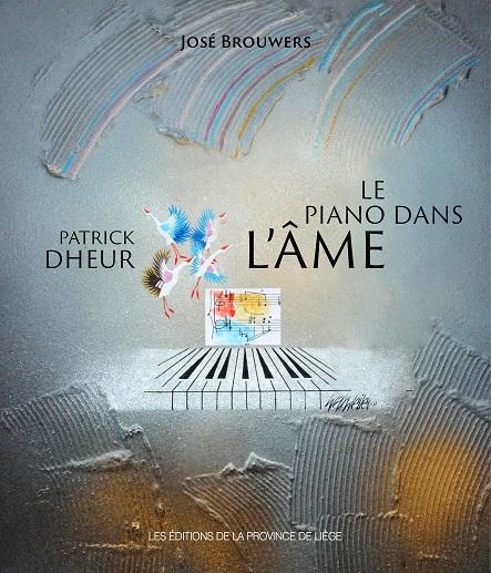le piano dans l'ame - patrick dheur - cover - small